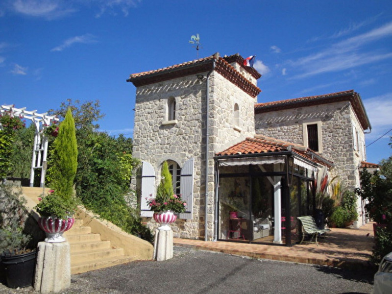 Deluxe sale house / villa Foulayronnes 496 000€ - Picture 1