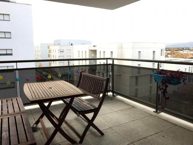Venta  apartamento Lyon 9ème 248000€ - Fotografía 7