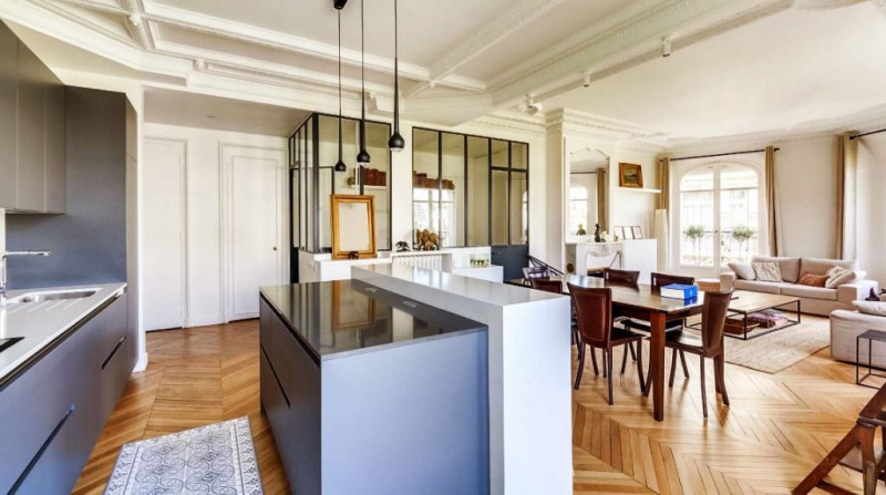 Vente appartement Asnières-sur-seine 514000€ - Photo 4