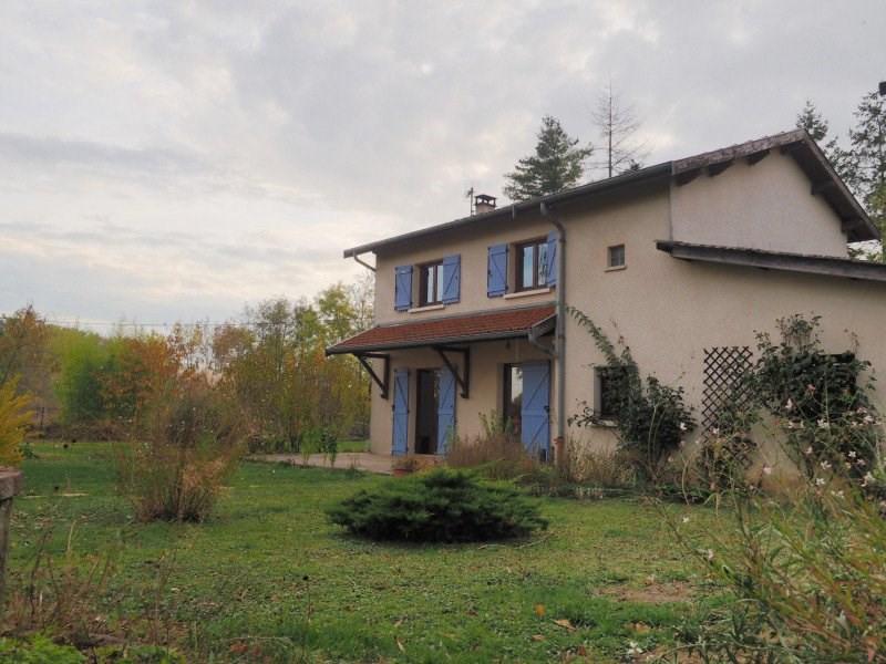 Location maison / villa La chapelle-du-châtelard 855€ CC - Photo 6