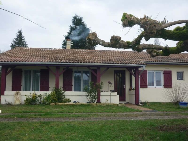 Sale house / villa Sabres 168000€ - Picture 1
