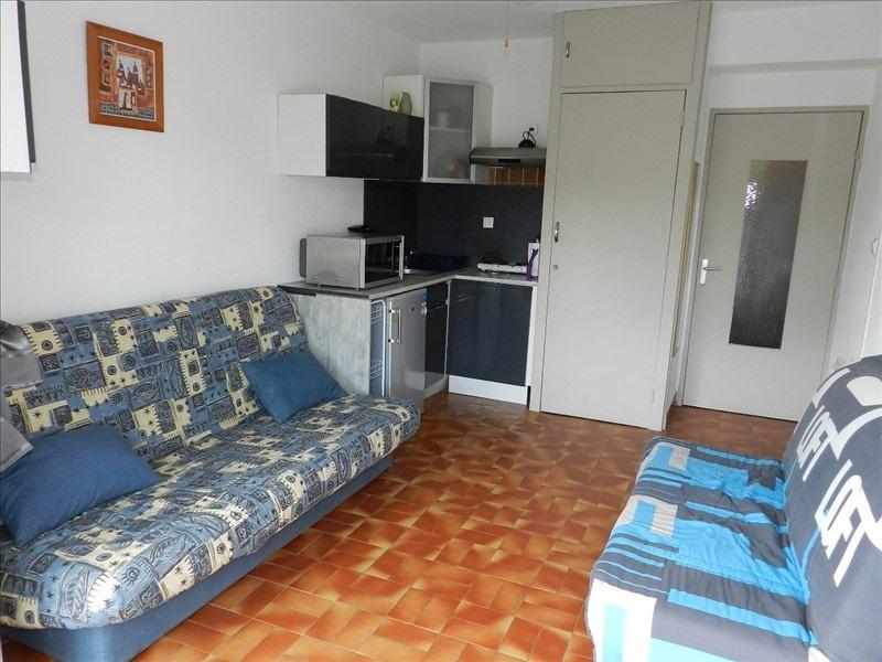 Location appartement Grande motte 420€ CC - Photo 2