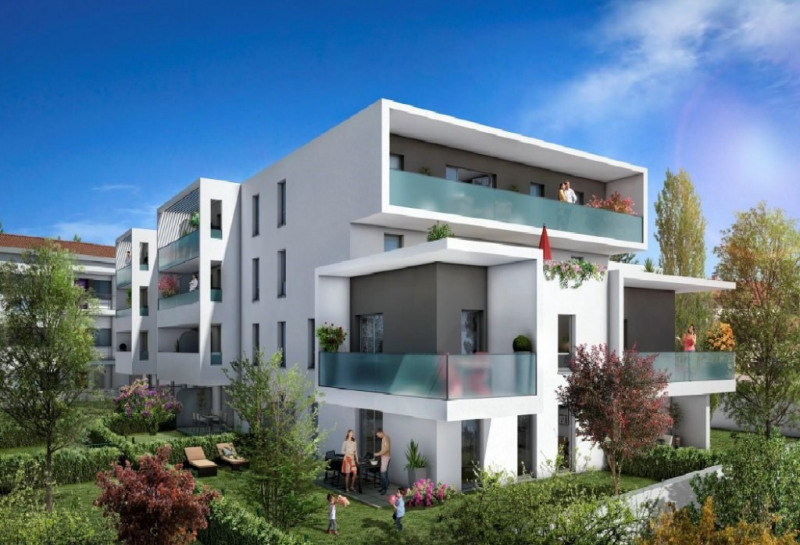 Vente appartement Toulouse 325000€ - Photo 1