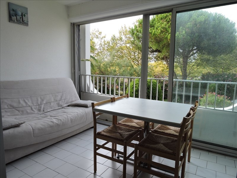 Vente appartement La grande motte 125000€ - Photo 1
