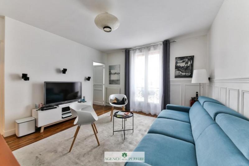 Vente appartement Paris 17ème 590000€ - Photo 5