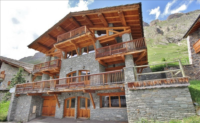 Vente de prestige maison / villa Val d isere 6000000€ - Photo 1
