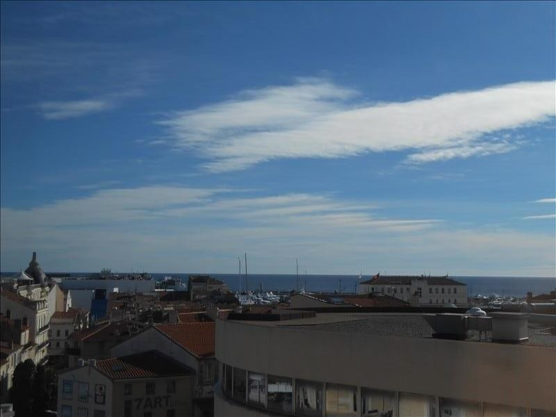 Sale apartment Cannes 475 940€ - Picture 1