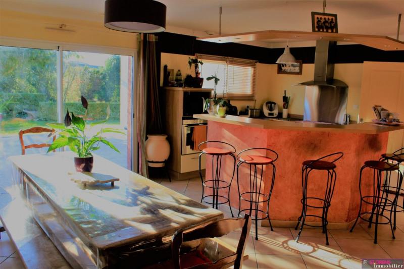 Sale house / villa Quint fonsegrives 455000€ - Picture 2