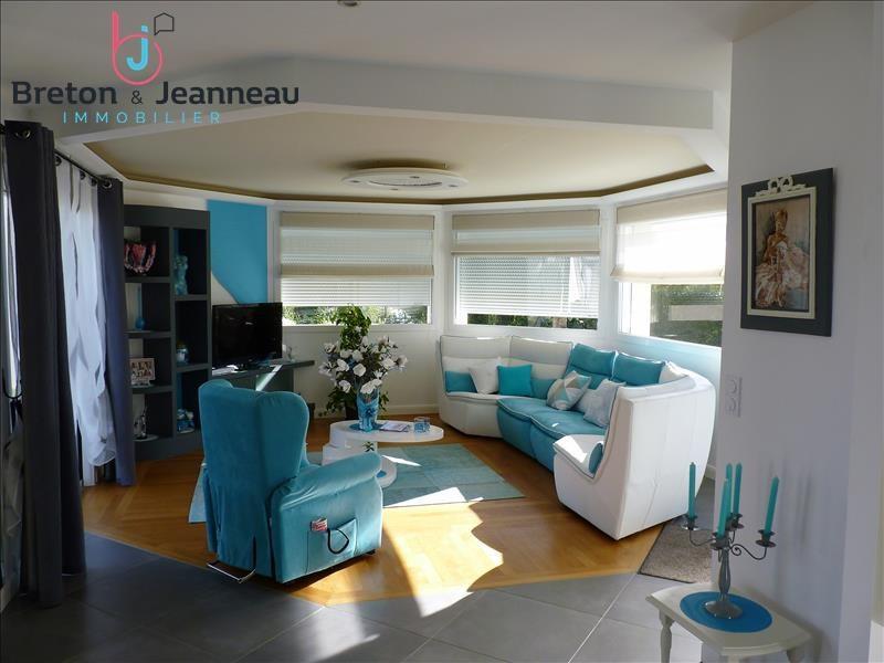 Sale house / villa Chateau gontier 374400€ - Picture 6
