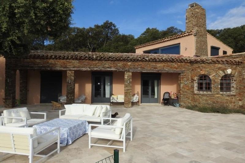 Immobile residenziali di prestigio casa Bormes les mimosas 1480000€ - Fotografia 2