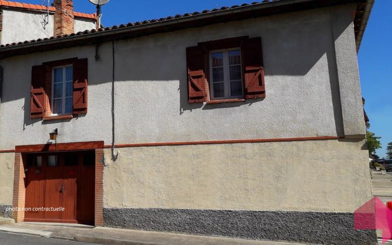 Venta  casa Baziege 198000€ - Fotografía 4