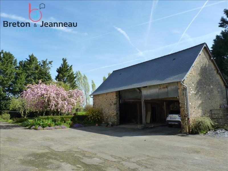 Vente maison / villa Craon 213200€ - Photo 4