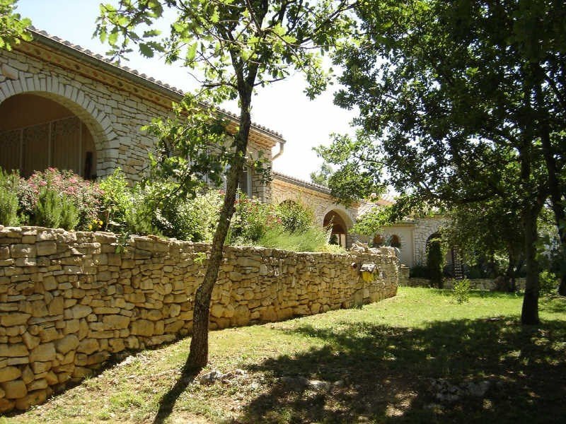 Vente maison / villa Barjac 432 000€ - Photo 1