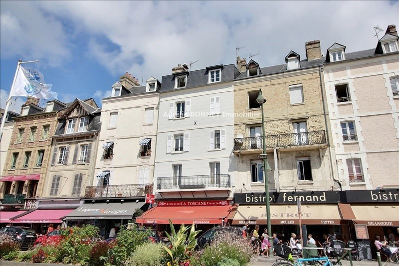 Sale apartment Trouville sur mer 106 500€ - Picture 2