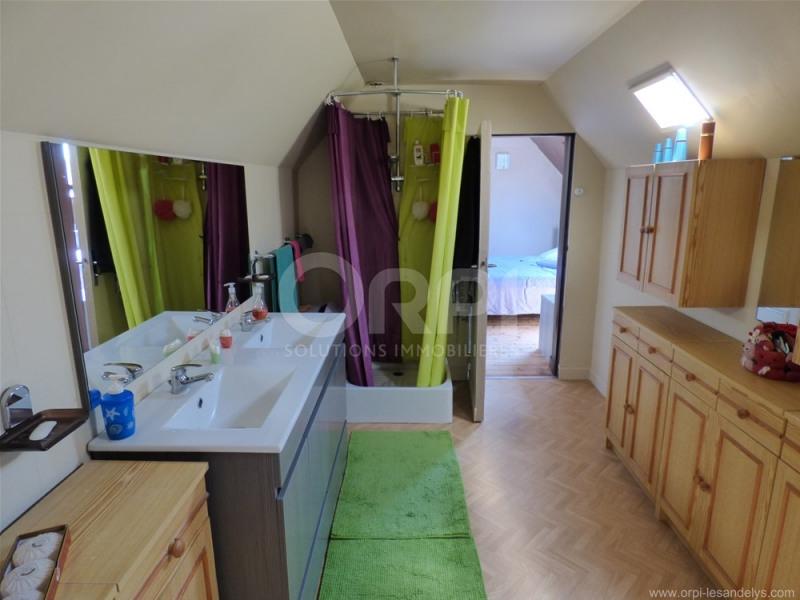 Vente maison / villa Saint-clair-sur-epte 179000€ - Photo 7