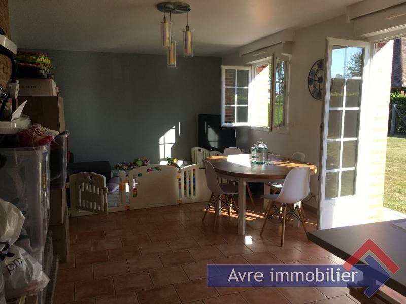 Rental house / villa Bemecourt 690€ CC - Picture 2