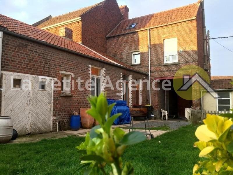 Vente maison / villa Harnes 142900€ - Photo 1