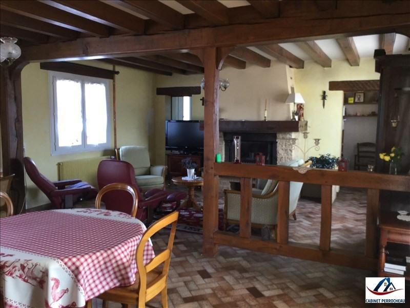 Sale house / villa La chartre sur le loir 188125€ - Picture 7