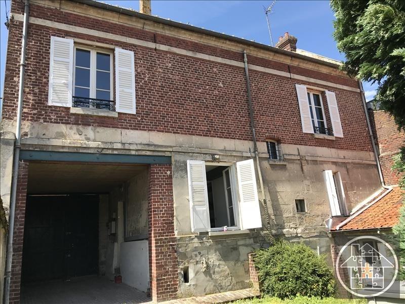 Sale house / villa Ribecourt dreslincourt 164000€ - Picture 1