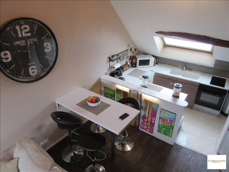 Rental apartment Yvetot 452€ CC - Picture 2