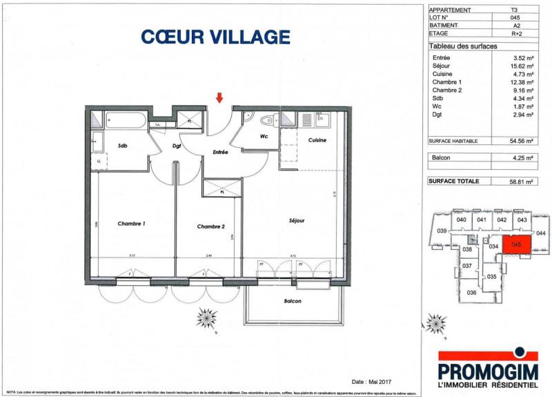Affitto appartamento Montlhéry 885€ CC - Fotografia 2