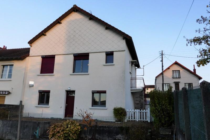 Maison Montluçon de type 4