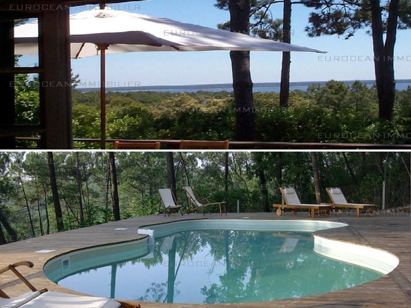 Vermietung von ferienwohnung haus Lacanau 950€ - Fotografie 1