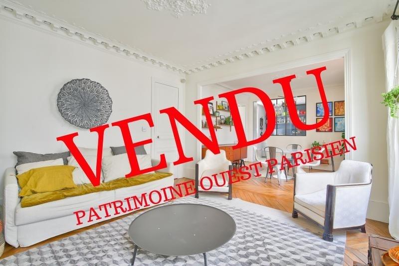 Vente de prestige appartement Paris 6ème 1540000€ - Photo 1
