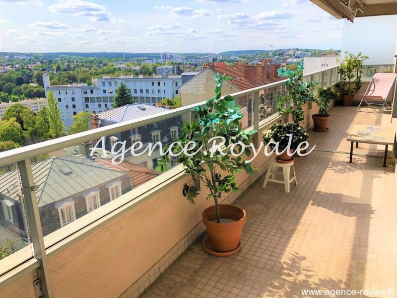 Vente appartement St germain en laye 890 000€ - Photo 1