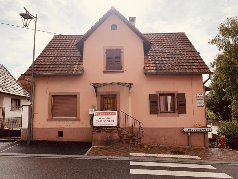 Vente maison / villa Climbach 117 499€ - Photo 2