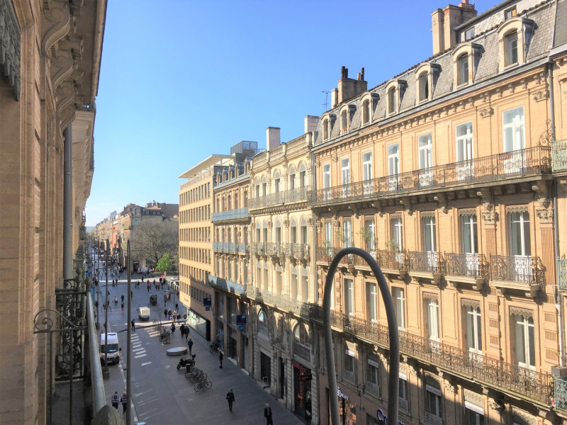 Rental office Toulouse 3400€ HC - Picture 2