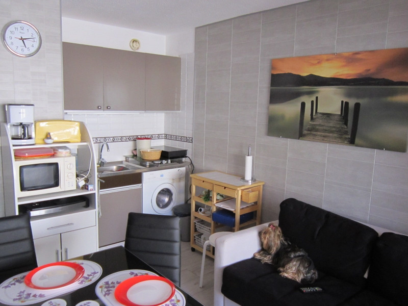 Location vacances appartement Port leucate 458,67€ - Photo 5