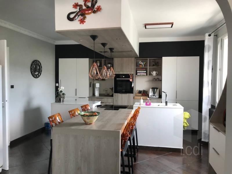 Vente maison / villa Le teil 367000€ - Photo 2