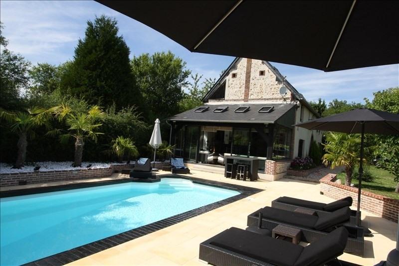 Deluxe sale house / villa Breteuil sur iton 645000€ - Picture 2