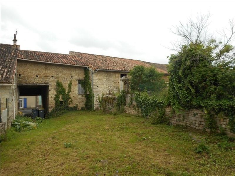 Vente maison / villa Pamproux 38500€ - Photo 3
