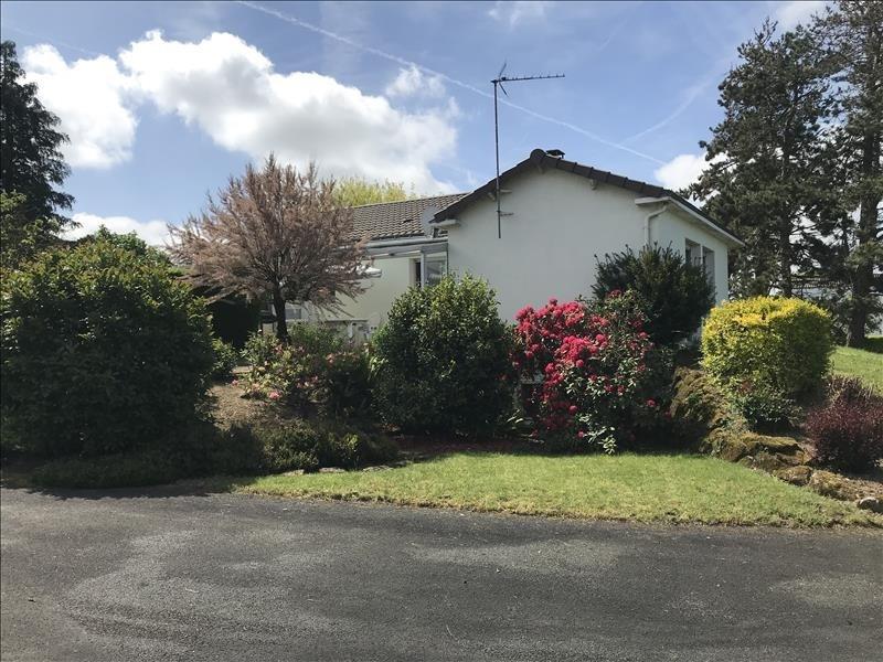 Sale house / villa Le may sur evre 215400€ - Picture 5