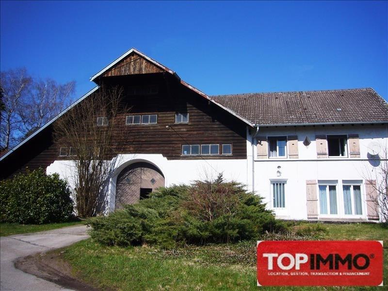 Sale house / villa La salle 167000€ - Picture 1