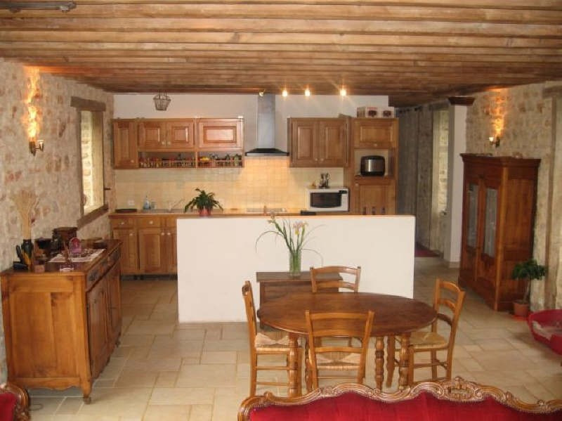 Deluxe sale house / villa Curzay sur vonne 334000€ - Picture 6