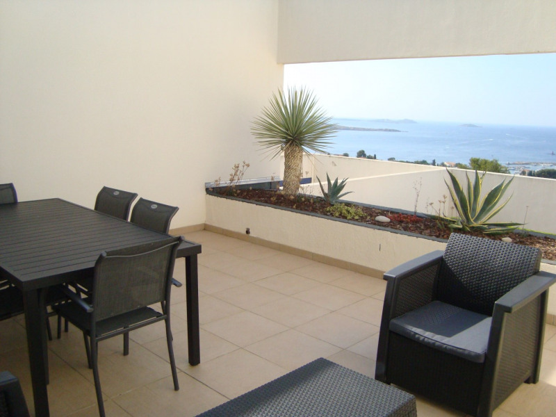 Vacation rental apartment Bandol 525€ - Picture 3