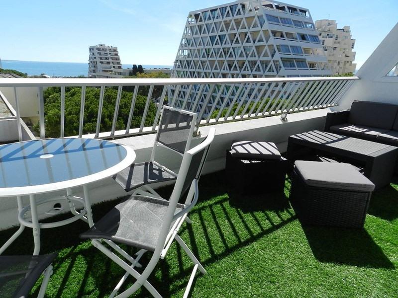 Vacation rental apartment La grande motte 390€ - Picture 7