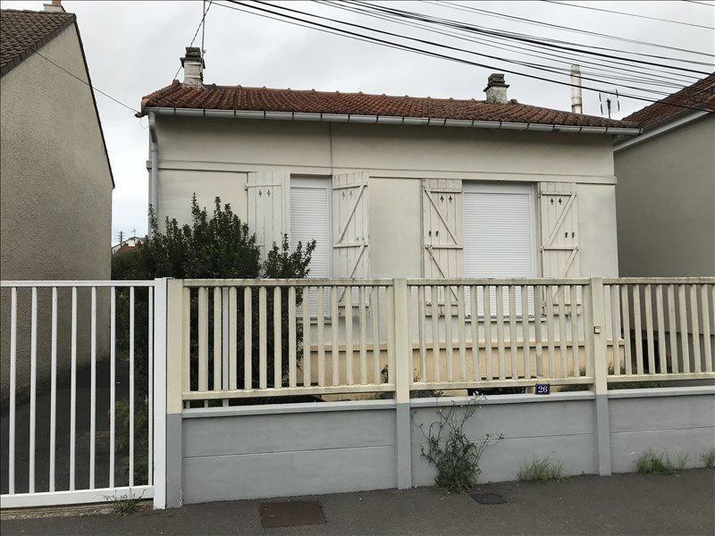 Rental house / villa Paray vieille poste 760€ CC - Picture 1
