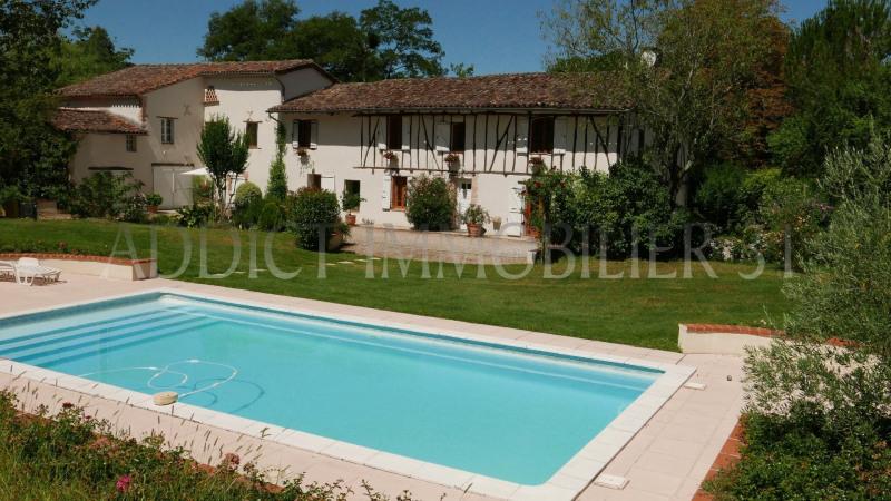 Vente maison / villa Lavaur 485000€ - Photo 1