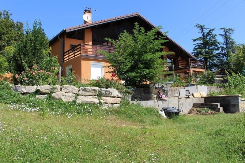 Vente de prestige maison / villa Villette d anthon 695000€ - Photo 2