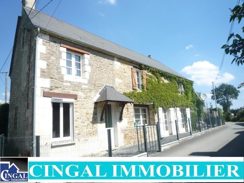 Vente maison / villa Bretteville sur laize 169500€ - Photo 1