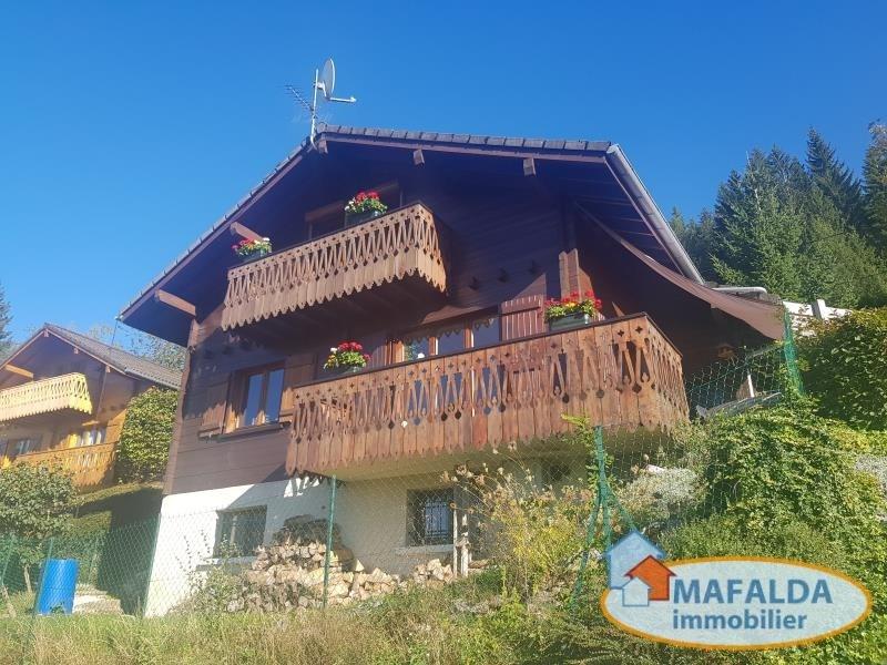 Sale house / villa Mont saxonnex 244000€ - Picture 4