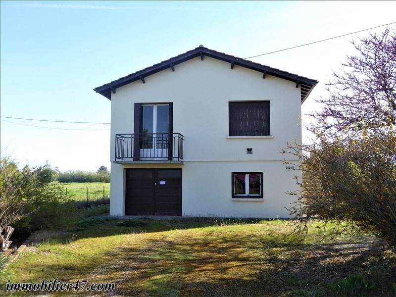 Vente maison / villa Le temple sur lot 75000€ - Photo 2