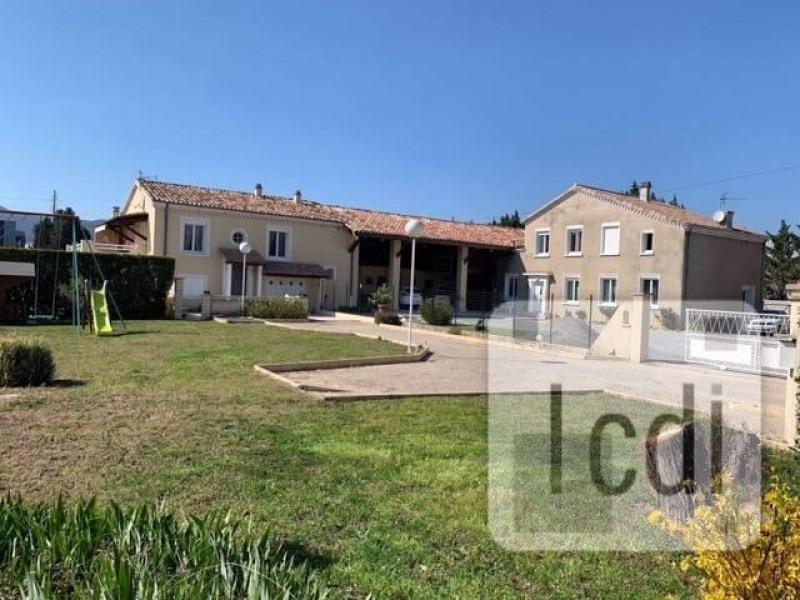 Vente maison / villa Saulce-sur-rhône 399000€ - Photo 1