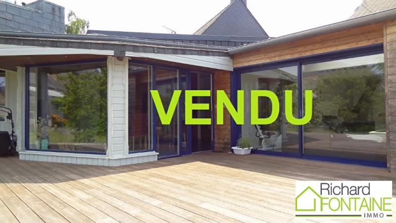 Vente maison / villa Chartres de bretagne 413480€ - Photo 1