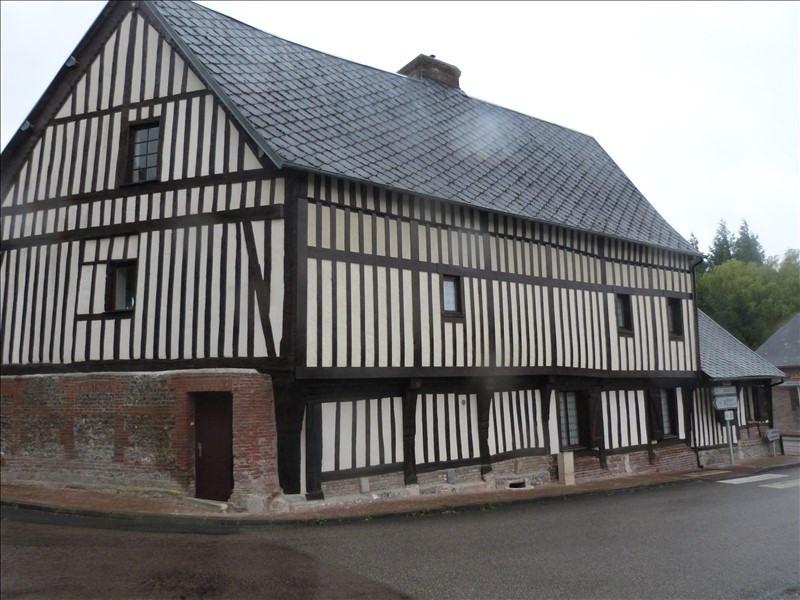 Vendita casa Hericourt en caux 262000€ - Fotografia 2