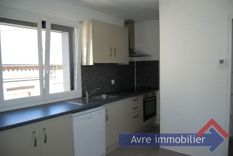Rental apartment Verneuil d'avre et d'iton 519€ CC - Picture 2
